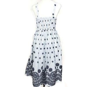 Anthropologie Dresses - Anthropologie Maeve Savoy Button Down Dress